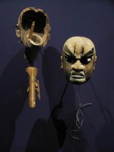 Marionnette Bunraku - © B. Rémer